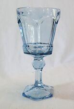 Fostoria Virginia Light Blue Wine Goblet(s)