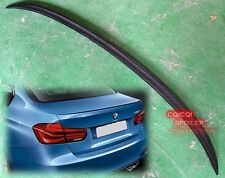 Carbon Fiber BMW 2012~2017 F30 3-series Sedan M3 style trunk spoiler @US