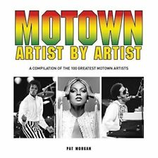 Motown - Artist By Artist gift book NEW - Jackson, Stevie Wonder, Gaye, Ross UK