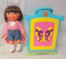 "MATTEL 2003 Dora The Explorer 16"" Doll Child Toy Accessories Shoes Puppy & More"