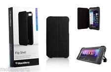 Original Original Blackberry Z10 schwarz Flip Hülle Case Cover mit Anzeigen Ständer
