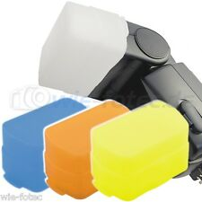 4x Bouncer dei diffusori wambo DIFFUSORE COMPATIBILE CON CANON 430ex Flash