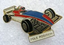 Pin's Voiture de Course F1 Formule 1 POLE POSITION #B2