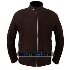 Tom Cruise Mission Impossible 3 Ethan Hunt Suede Jacket - All Sizes Available