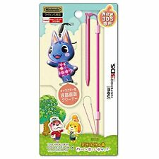 Animal Crossing Rosie Bouquet Touchpen Leash For New Nintendo 3DS(animal forest)