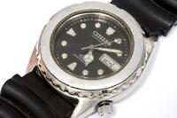 Citizen 4-S81098RC automatic Diver watch diameter case 36mm                -4877