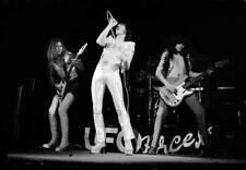 OLD ROCK MUSIC PHOTO 1970s of Ufo Michael Schenker Phil Mogg Pete Way etc 7