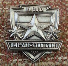 NHL LOS ANGELES KINGS 2002 All Star Game Lapel Pin
