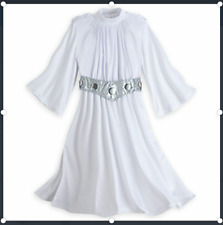 Disney Store Authentic Princess Leia Costume for Girls - Star Wars - 4 - New