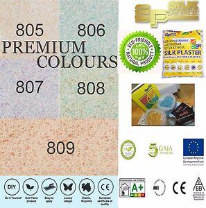 Silk Plaster UK LTD Liquid Wallpaper PREMIUM  COLORS