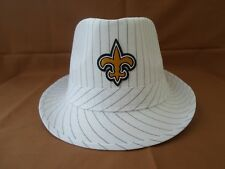 N.O. Saints / Adult Unisex / Fedora sun hat