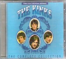 COMPLETE COLLECTION The Kinks CD 1991 25 track Best of Rare Rock Collectable