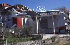 Ex Alitalia SE-210 Caravelle V1-N I-DABU, 5.95, Colour Slide, Aviation Aircraft