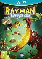Rayman Legends For Nintendo Wii U Mint Same Day Dispatch 1st Class Delivery Free