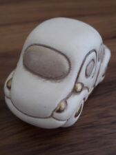 Original Thun Beetle (?) Car Ceramic Vintage