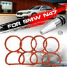 Swirl Flap Removal (Rod Plug/Bung/Blank) With Manifold Gaskets For BMW N47 2.0D