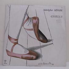"""33T GISELLE Vinyle LP 12"""" ORCHESTRE THEATRE ROYAL COVENT GARDEN Y FAYER -CND 540"""