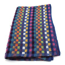 Good Quality Large Multi Check Kitchen/Work Towel/Tea Towel 2 pack