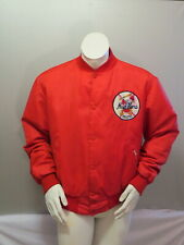 Toledo Mud Hens Jacket (VTG) - Bomber by Deerfoot - Men's Large