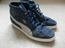 Puma Suede High Tops Mid Shoes Trainers 10 Vans SK8