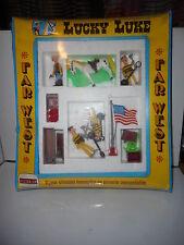 lucky luke figurine articulé (comansi-plastoy) Morris dalton articulated