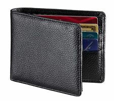 RFID Blocking Wallet, Secure & Stylish Genuine Leather Wallets for Men