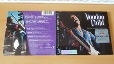 Jimi Hendrix - Voodoo Child (The Jimi Hendrix Collection, 2003) 2CD Digipack