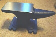 Blacksmith Anvil Single Beck Cast Iron Powder Coated Small 11 Lb 5 kg