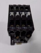 ABB 600V MAX 21A CONTACTOR B16