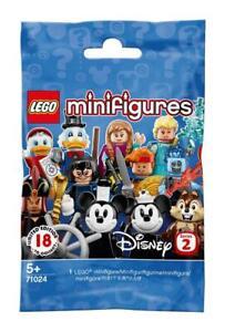 LEGO MINIFIGURES DISNEY SERIES 2 71024 - CHOOSE YOUR LEGO DISNEY MINI FIGURE