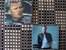 Matched: Ronan Keating : Lost For Words : 2CDs