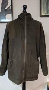 Regents View Men's Outdoor Sporting Shooting Fleece Jacket - Medium