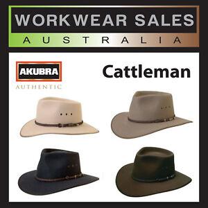 Akubra Hat - Australian-Country Style-Cattleman-Authentic Favourite Akubra Hats