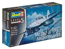 Revell 1:32 Messerschmitt Me 262B-1 Fighter Model Kit 04995 RVL04995