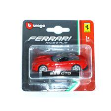 Bburago 56000 Ferrari 599 GTO rouge échelle 1:64 Voiture Miniature Neuf! °