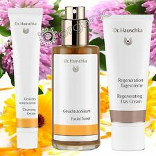 Dr Hauschka Bundle Mature Skin - Cleansing Cream + Toner + Regenerating Cream