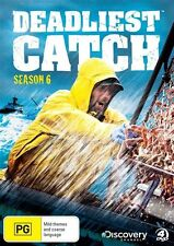 Deadliest Catch : Season 6 (DVD, 2011, 4-Disc Set)