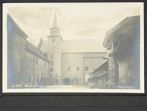 NORWAY 21-Kristiania, Slotsbygningen, Akershus (Real Photo (RPPC)
