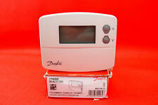 Danfoss TP4000 Programmable Room Thermostat 24 Hour Hardwired 087N791900