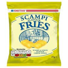Smiths Savoury Selection Scampi Fries (Pack of 24)