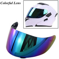 Anti Fog UV Glare Sun Visor Shield PC Lens For K1 AGV K5 K3SV Motorcycle Helmet