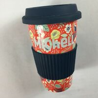 Michell Name Coffee Mug Tumbler Cup Ceramic To Go Drink Gift Flowers Floral Tea