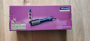 TRESemmé 2776BU Keratin Smooth Volume Hot Air Styler and 200 ml Protection Spray