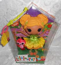 Collectible LALALOOPSY Doll Large Full Sized Mari Golden Petals with Pet