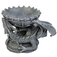 Dragon Beauty Crystal Ball Holder 10cm High Nemesis Now Anne Stokes Gothic