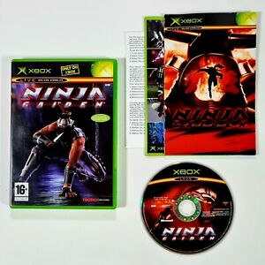 Microsoft Xbox Spiel NINJA GAIDEN Action Adventure/Stealth/Arcade/Martial Arts