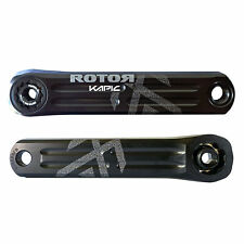 Rotor Kapic Modular Crank Arms, 175mm black