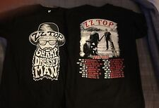 Zz Top Sharp Dressed Man 2016 Tour Tshirt Sz Xl New Concert Swag