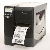 "Zebra RZ400 8DOTS Industrial Printer 10/100"" 203 dpi Thermo-Transfer"