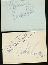 The Honeycombs Band Pemberton Joe Meek Signed Pages  Have I The Right
